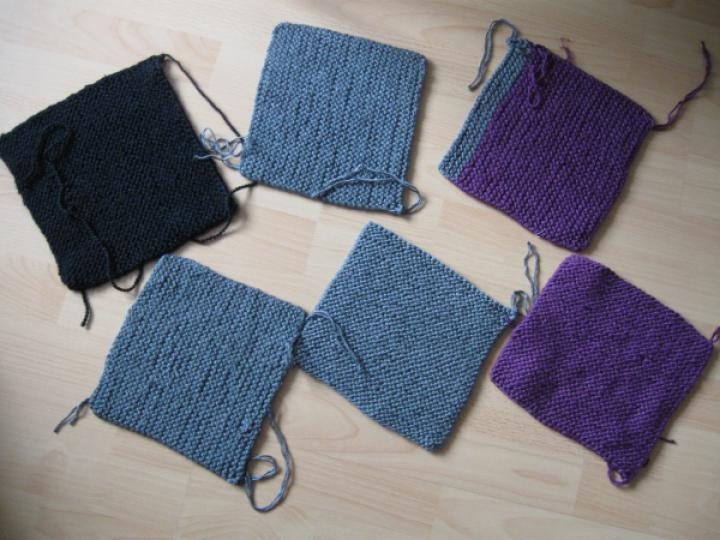 First squares