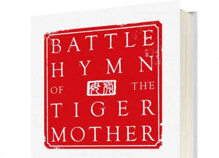 Battle Hymn of the Tiger Mother book cover