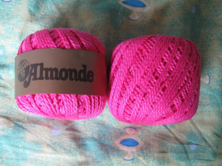 Cotton Almonde