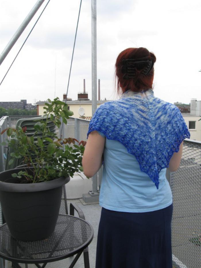 Tierheim shawl 2