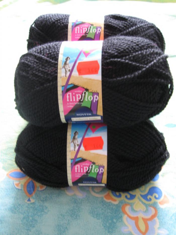 Yarns for charity squares