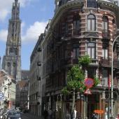 Antwerpen - thanks Ute for the photo