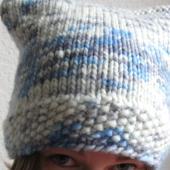 Chubby cat hat