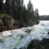 Vuoksi rapids