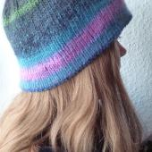 Kuebel hat pattern
