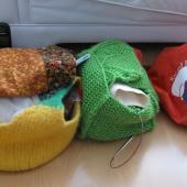 My knitting spot