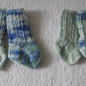 Preemie socks